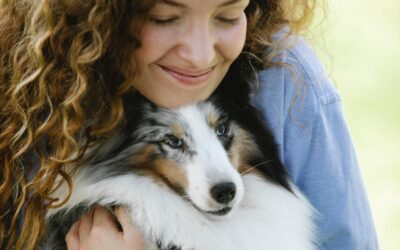 After adoption:  Help your adopted dog adjust and relax in a new environment